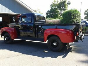 1951 Ford F6 1 ton Pick up truck