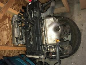 Hyundai Accent/ Kia Rio engine 1.6L 2006-2011 . 58,000km