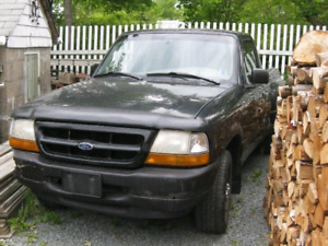 2000 ford ranger for parts or repair