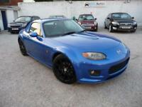 2006 Mazda MX-5 2.0i Sport, COLOUR CODED HARD TOP, 12 MONTH MOT, EW CD