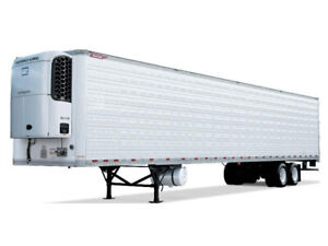 **2017 Great Dane 53' Everest SS Reefer with C600 Thermo King**