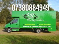 CHEAPEST MAN AND VAN FULL HOUSE REMOVAL TRUCK HIRE WITH DRIVER