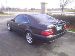1999 Mercedes-Benz CLK320 (SOLD)