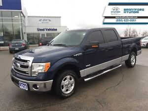 2014 Ford F-150 1-OWNER | 3.5L ECOBOOST | CREW | RWD