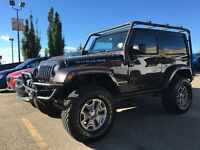 2013 JEEP RUBICON READY TO START AN NEW ADVENTURE !! 16R36585A Edmonton Edmonton Area Preview