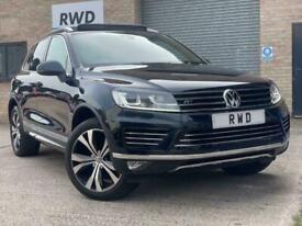 image for 2015 Volkswagen Touareg 3.0 TDI V6 BlueMotion Tech R-Line Tiptronic 4WD (s/s) 5d