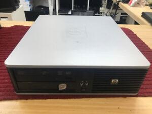DESKTOP HP COMPAQ DC7900 CORE 2 DUO E8400 4GB 250GB