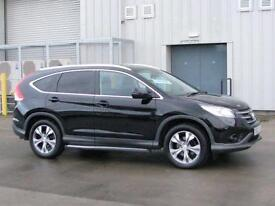 Honda CR-V 2.2i-DTEC ( 150ps ) 4X4 2013MY SR