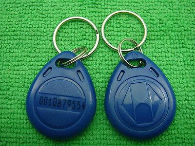 3p Blue 125khz Rfid Proximity Id Identification Token