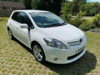 2011 Toyota Auris 1.6 V-Matic SR 5dr HATCHBACK Petrol Manual