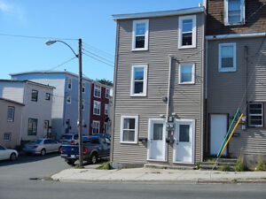 Upper Level 3 Bedroom Apt on QUEENS ROAD available MAY 1ST