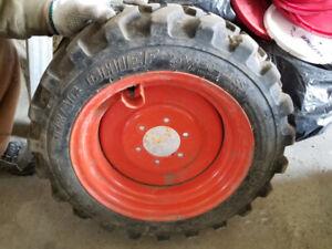 Kubota B26 Tractor Tires