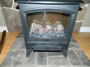 Small space heater/fireplace
