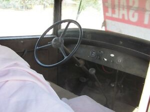 OLD DERILECT VEHICLE WANTED