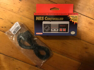 Selling Great Condition NES Classic Controller + Extension