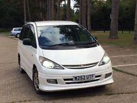 Toyota estima 8 seater automatic bargain