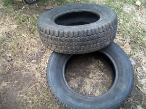 2 Tiger Paws Tires 195/70/14