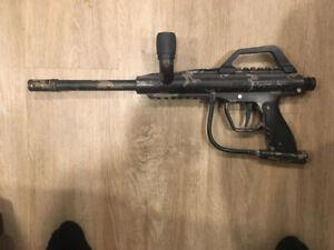 Tac-5m paintball gun