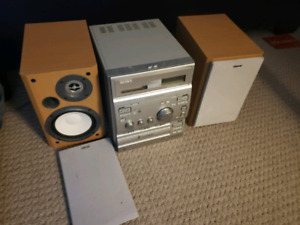 Neat cassette and CD player SOLD