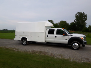 Ford f550  2016