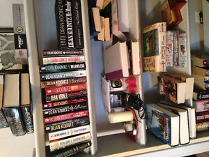 Terry Brooks, Terry Goodkind, Dean Koontz n more St. John's Newfoundland image 2