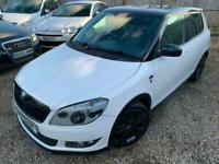✿2012/62 Skoda Fabia 1.6 TDI CR Monte Carlo, White ✿TURBO DIESEL ✿NICE EXAMPLE✿