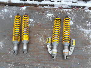 ***FRONT BODY SHOCKS TO FIT ZX, & REV CHASSIS SKI-DOO***