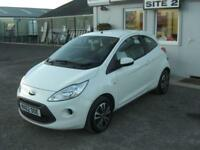 2012 FORD KA EDGE 1.2L - ONLY 35,852 MILES - IDEAL FIRST CAR - 2 PREVIOUS OWNERS