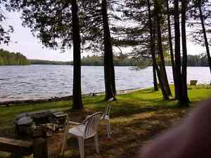 Labour Day Long Weekend Kashwakamak Lake cottage rental