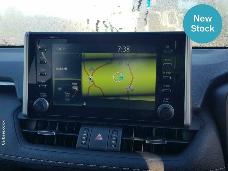 2019 Toyota RAV4 2.5 VVT-i Hybrid Excel 5dr CVT - SUV 5 Seats SUV Petrol/Electri