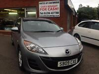 Mazda Mazda3 1.6D TS DIESEL WITH FULL SERVICE HISTORY