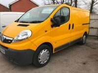 Vauxhall Vivaro 2.0CDTi ( 115ps ) ( EU V ) 2012MY 2900 EcoFLEX