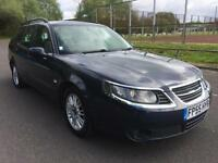2006 Saab 9-5 1.9TiD COMPLETE WITH M.O.T AND WARRANTY