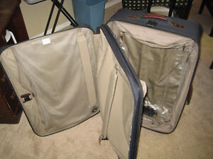 "Suitcase extra large 31"" high x 20"" wide x 12"" deep"