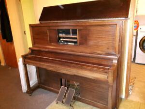 Willis Player Piano