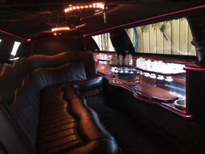 For sale nice stretch limousine 10 passenger by ECB