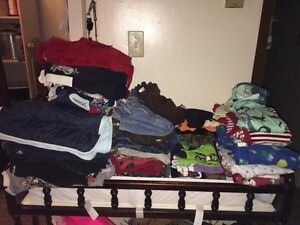 6-24 month winter boys clothes 80 or best offer Kingston Kingston Area image 2