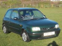 1996 (P) Nissan Micra 1.0 CVT GX Automatic