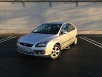 2007 Ford Focus 1.6i Zetec Climate - 5 Speed Manual - Long MOT