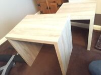 Set of 2 tables