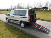 2011 Peugeot Expert Tepee 1.6 Hdi WHEELCHAIR ACCESSIBLE DISABLED ADAPTED VEHICLE
