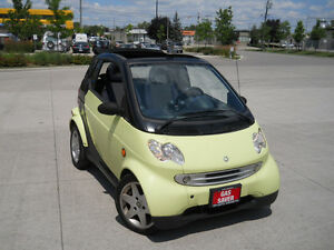 2007 Smart Fortwo, Convertible, Diesel, 3/ Y warranty available