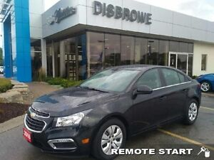 2016 Chevrolet Cruze Limited LT   Sunroof, Remote Start, Pioneer