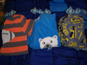 12 PJs for sale size 4/5 and size 5.