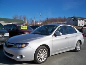 ONLY $89 bi weekly oac!!! 2010 impreza! new tires! 97000 km!