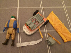 Kenner The Real Ghostbusters Haunted Humans Air Sickness $20