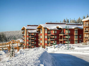 Condo 2 bed in Big White