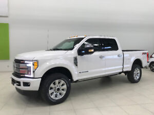 FORD F-250 2018 + NEUF ! + PLATINUM + 6.7 DIESEL + ULTIMATE PACK