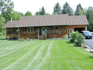 Great Home with lots of Privacy Close to Lakefield