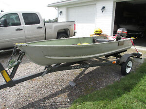 Hunters special ...Boat , motor & trailer for sale
